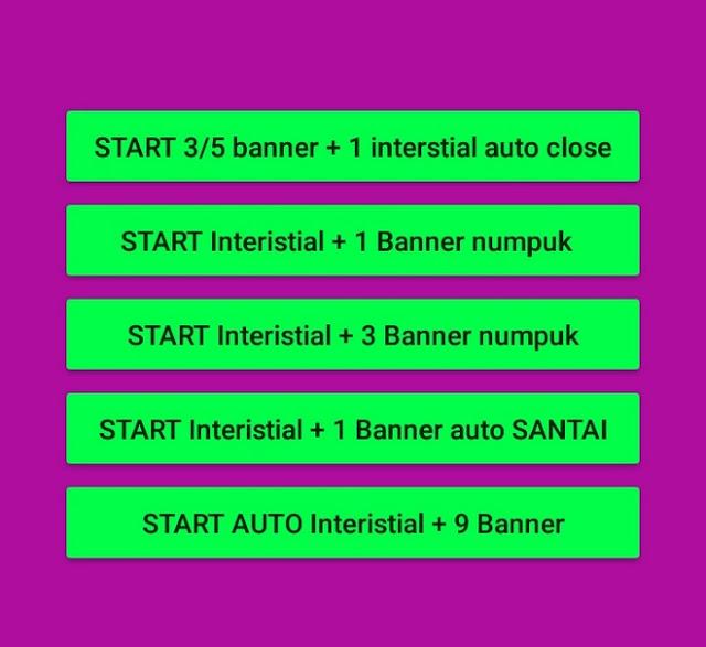 Cara nuyul Admob auto Impres yang Aman versi Caricara.web.id