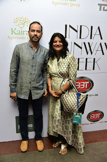 Udyan Singh and Designer Poonam Dubey