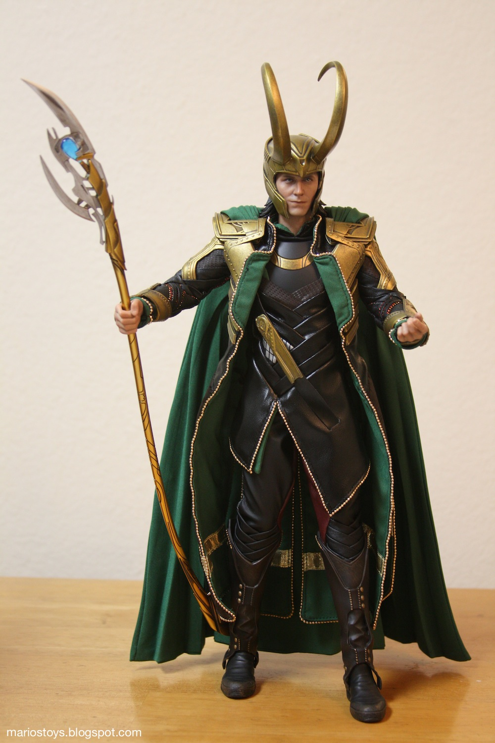 A Year Of Toys 34 The Avengers Hot Toys Loki