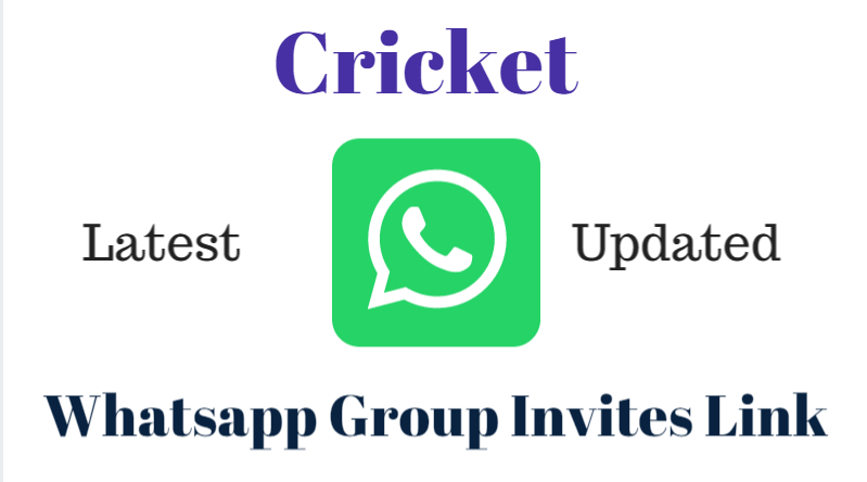 Cricket WhatsApp Group Invite Links 2018 Whatsapp Group Invite Links