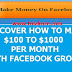 HOW TO MAKE MONEY ONLINE WITH FACEBOOK GROUPS