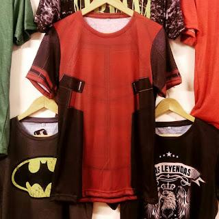 Podés realizar la compra de la Remera de Deadpool 2 por nuestra tienda Online estampado.com