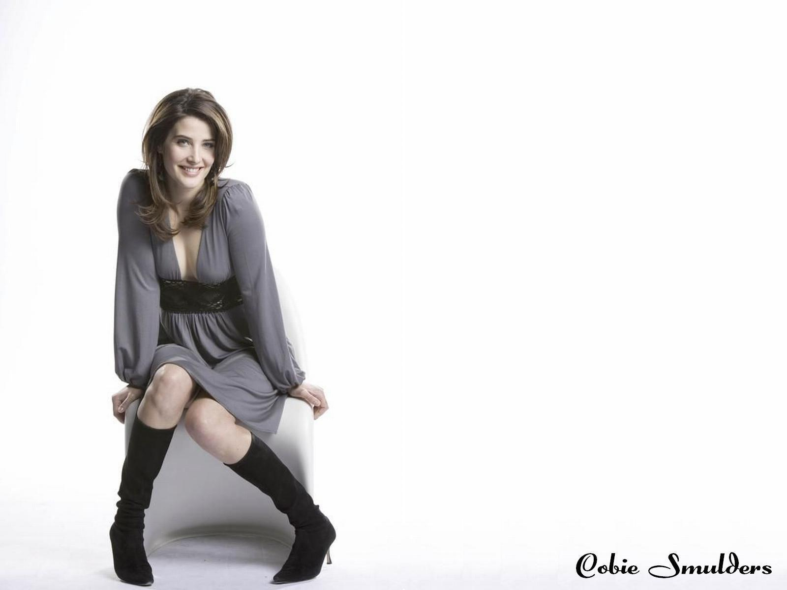 cobie smulders wallpapers - photo #1