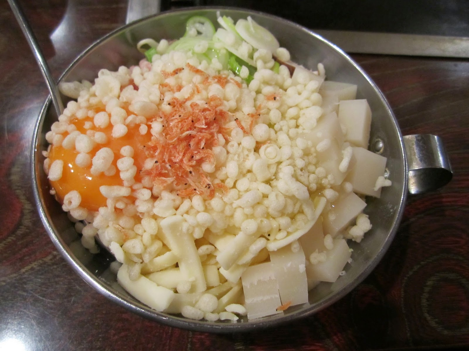 Mochi Cheese Ten Okonomiyaki Asakusa Towada もちチーズ天 お好み焼き 浅草 十和田市