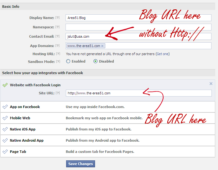 Add Official Facebook Recommendations Bar Plugin to Blogger | The