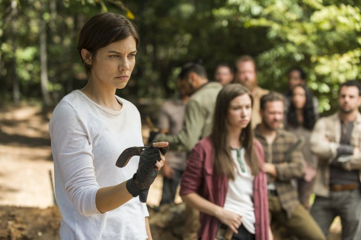 The Walking Dead - Episode 7.14 - The Other Side - Promotional Photos, Promos & Sneak Peek