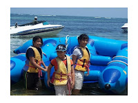 fly fish.flying fish,watersport di bali