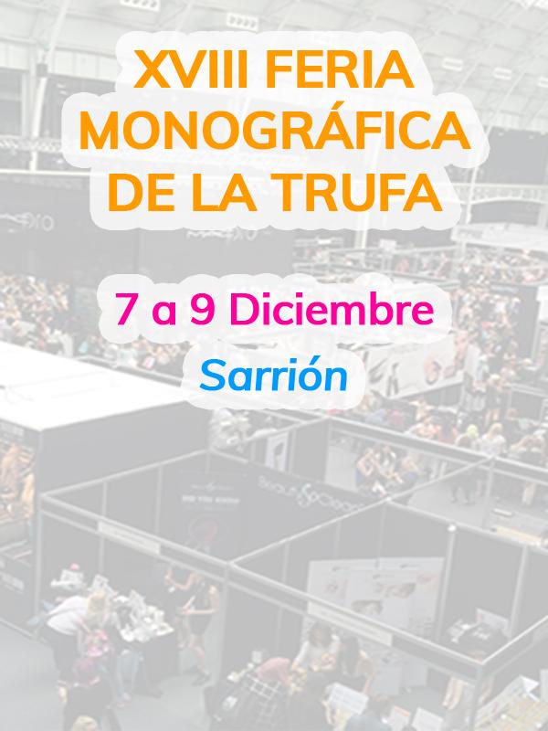 XVIII Feria monográfica de la trufa
