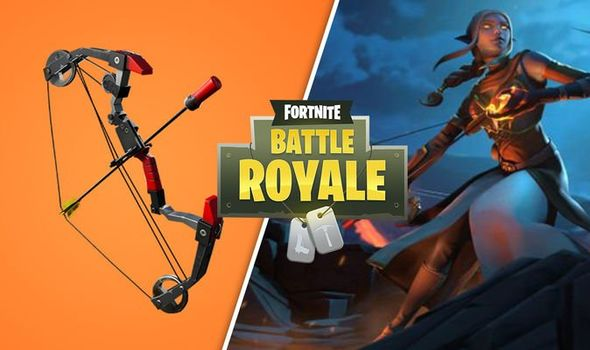 Updated Correction fortnite 8.20 Comments: Explosive Bow and Season 8 News