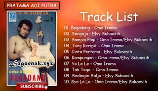 Update Terbaru Koleksi Lagu Lawas Rhoma Irama Mp3 Begadang (1973) Full Album Rar Gratis