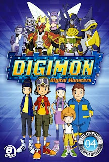 Baixar Digimon Frontier – Dublado Completo no MEGA