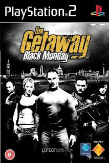 The Getaway: Black Monday (PS2) 2004