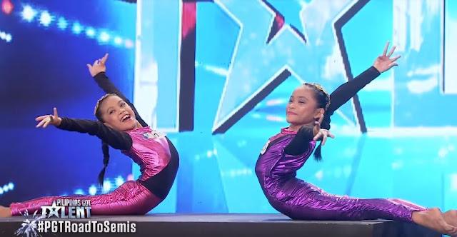 DWC Aeon Flex Earns The Last Golden Buzzer In Pilipinas Got Talent