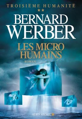 Les micro humains , Troisième Humanité débute comme un bon Jules Verne, au centre de la Terre. Une expédition scientifique découvre un cimetière de géants sous l'Antarctique. Ces êtres hauts de 17 mètres ne sont autres que nos ancêtres.