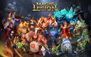 Download Magic Legion 0.0.2.3 APK Terbaru