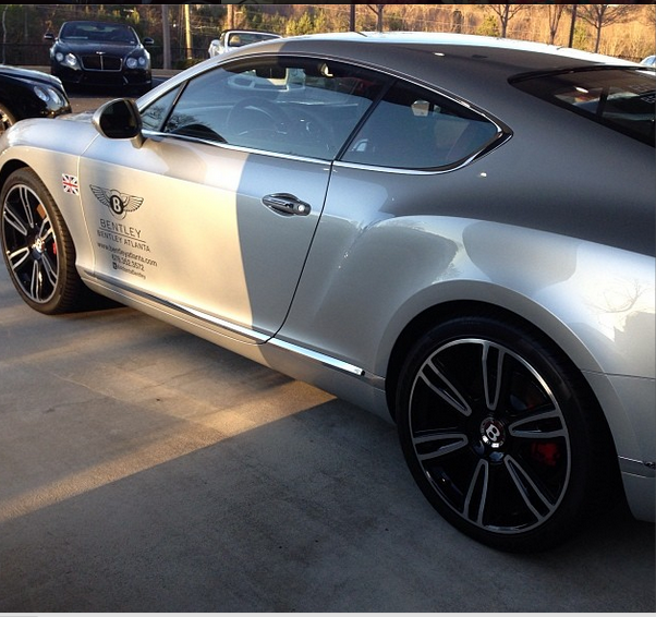 Peter+Okoye+Acquires+%25E2%2582%25A630million+Brand+New+2014+Bentley+GT+Automobile Peter Okoye Acquires ₦30million Brand New 2014 Bentley GT Automobile [See Photo]