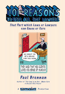 101 Reasons to Kill All the Lawyers: Books about law and lawyers