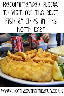 Recommended places to visit for the best fish and chips in the North East