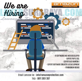 We Are Hiring at Amazon Protection May 2019