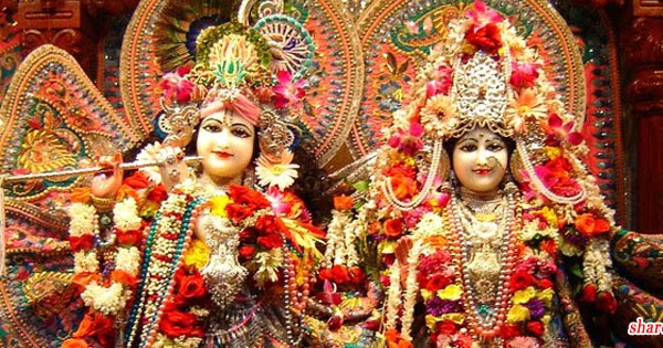 Lord Radha Krishna Beautiful Facebook Timeline Covers