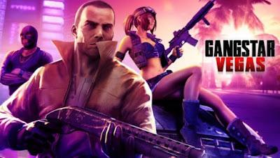 Gangstar Vegas Apk + Mod VIP + Data Online & Offline