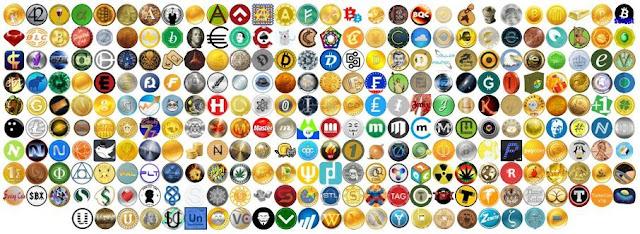 Cryptocurrency Altcoin - List Nama Coin Lengkap