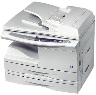 Sharp AL-1642CS Printer Driver Download & Installations
