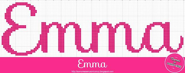 Nome Emma em Ponto Cruz