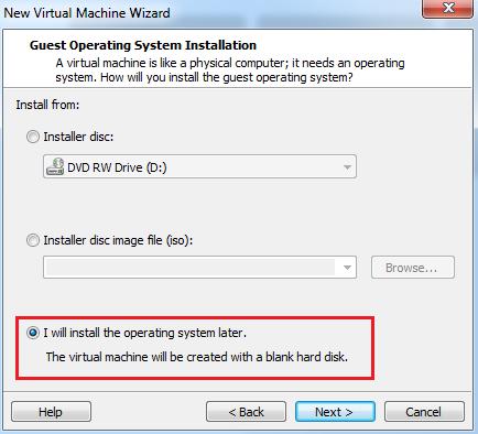 VMware Workstation Kullanımı ve Virtualization İşlemleri