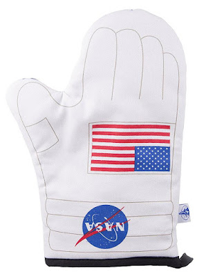 NASA Spacesuit Oven Glove