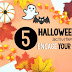 5 Halloween/Fall Activities to Engage Your Students
