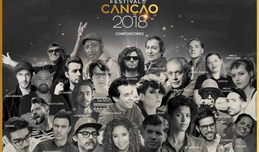 Reigning Eurovision champion RTP has chosen the composers for the national  selection Festival da Canção 2018. Just like this year c35d3378993e6