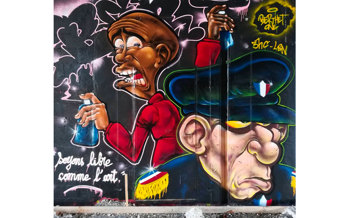 lavomatik graffiti