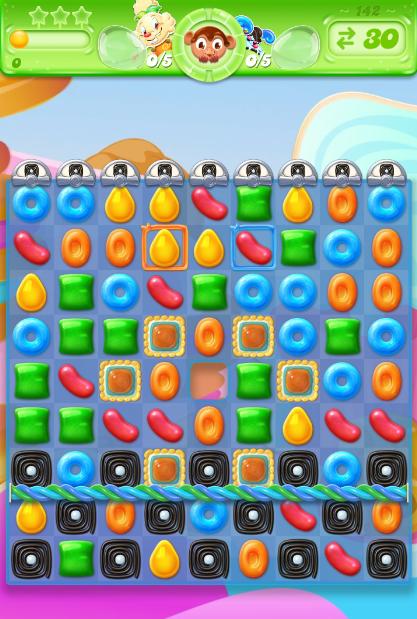 Candy Crush Jelly Saga 142