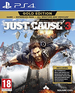 Just cause 3 Gold Edition- ps4