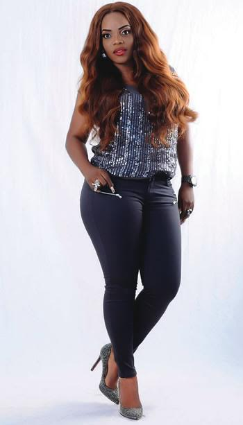Actress Empress Njamah Talks About Marriage And Her Behind Not Being Enlarged.