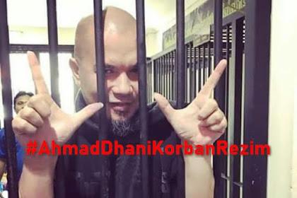 Dua Permintaan Ahmad Dhani Di Dalam Penjara