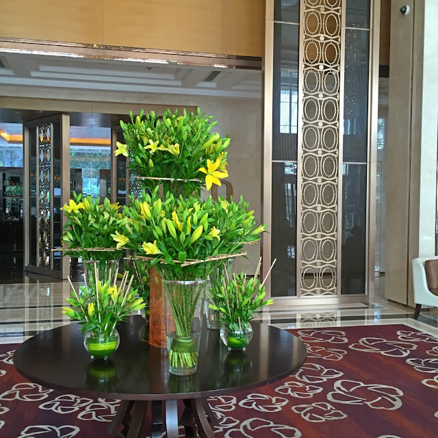Shangri-la Hotel Bangalore