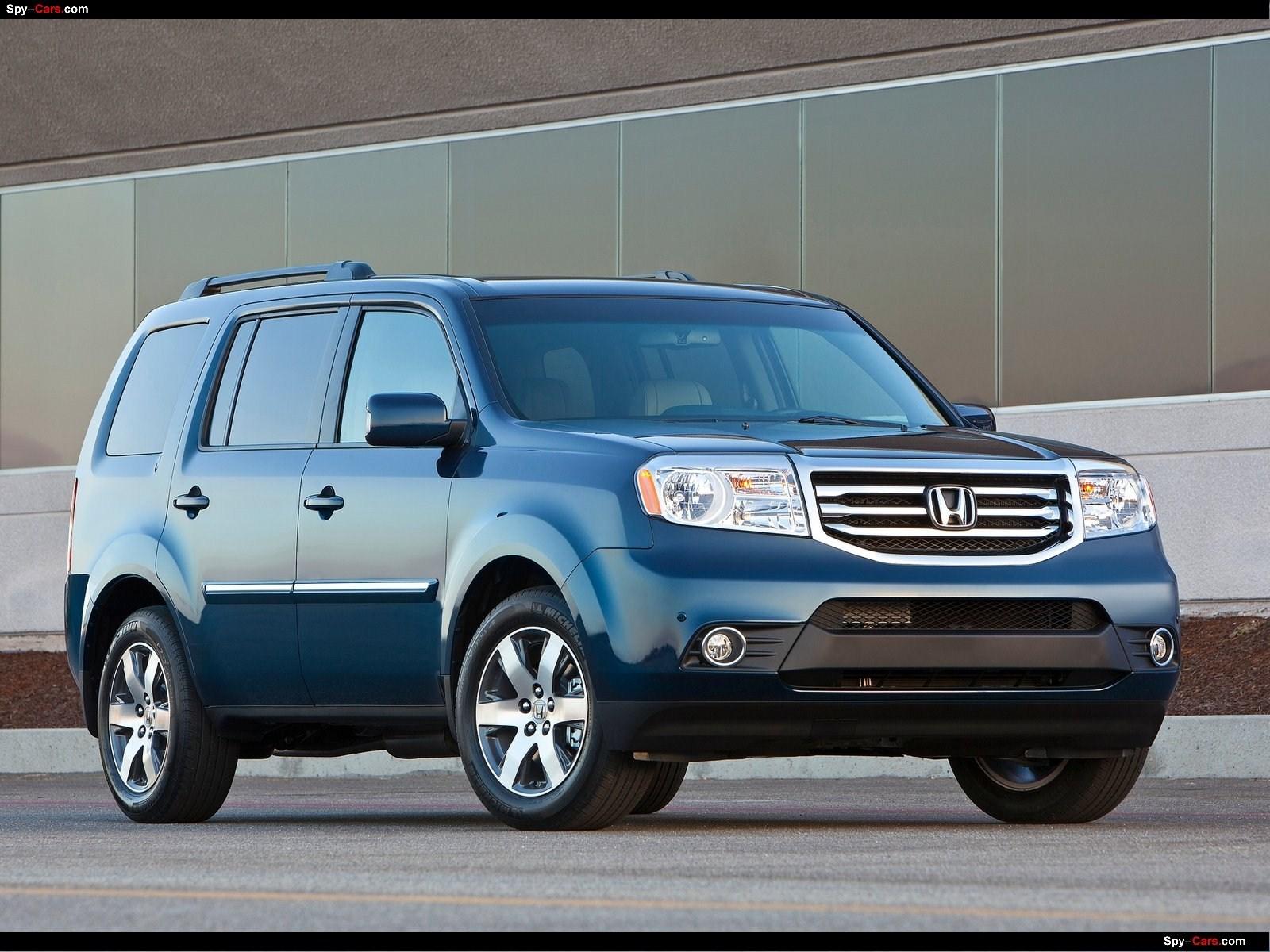 Nissan San Marcos >> 2012 Honda Pilot | Honda Autos Spain