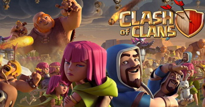 Download Clash Of Clans v10.322.12 Mod Apk Unlimited Gems/Gold/Elixir
