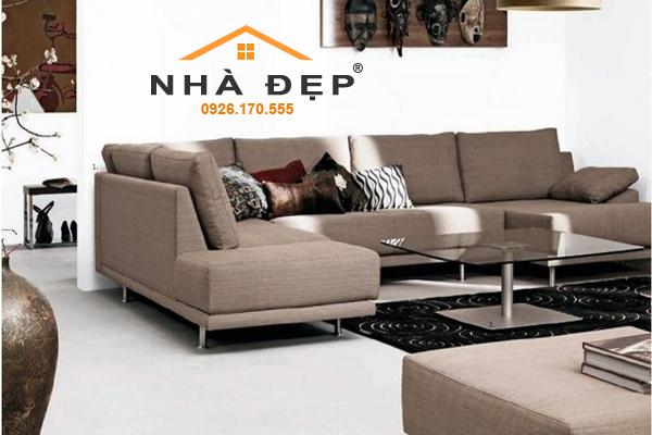 bọc lại nệm ghế sofa vải