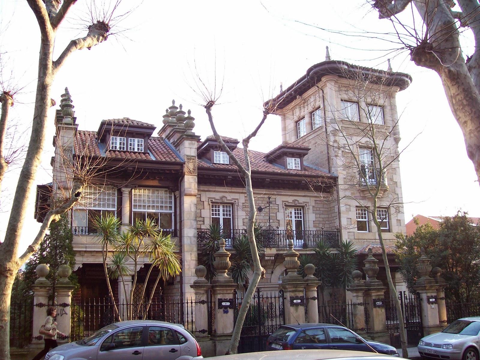 Escenas de santander casas singulares vi - Casas singulares madrid ...