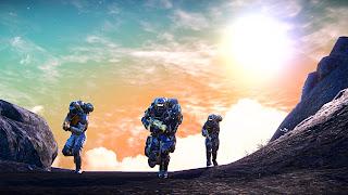 Planetside Arena HD Background