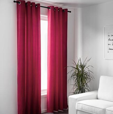Ikea Salas Com Cortinas Modernas Decora 231 227 O E Ideias