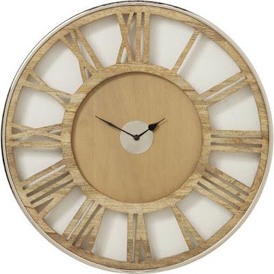 hodiny Reaction, doplňky na stěnu, interiérové dekorace