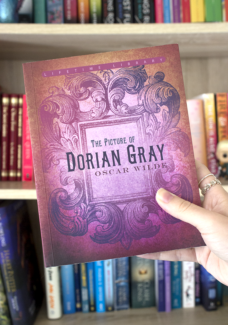 book The Picture of Dorian Gray by Oscar Wilde