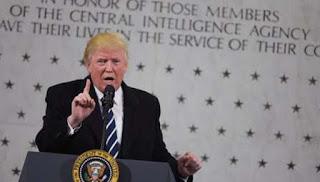 Donald Trump Beri Selamat Kepada PM Irak Atas Kemenangan Atas ISIS di Mosul