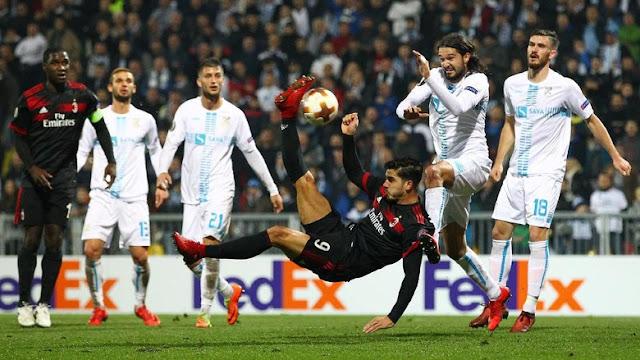 Liga Europa: Milan Dikalahkan Klub Kroasia di Laga Kedua Gattuso