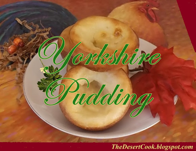 Yorkshire Pudding photo by Candy Dorsey