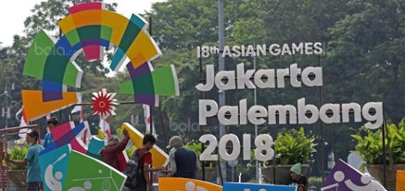 Hak Siar Asian Games 2018